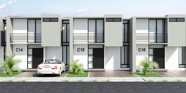 Casas Canela Conjunto Residencial Constructora Monape Cucuta