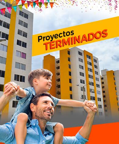 Proyecto terminados constructora monape