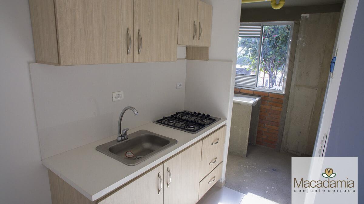 Macadamia COnjunto Residencial Constructora Monape