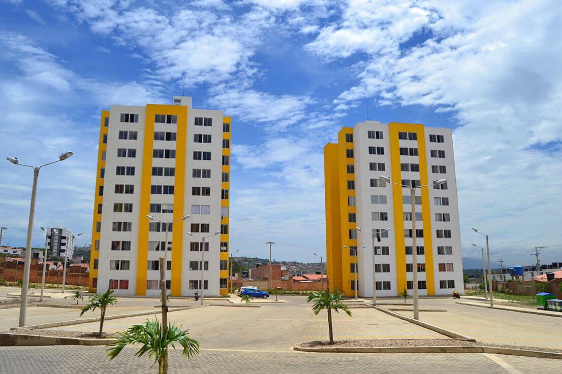 Apartamentos Trebol Constructora Monape Cucuta