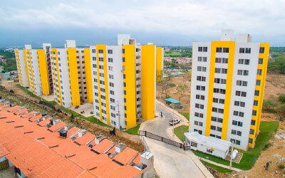 trebol apartamentos constructora monape cucuta