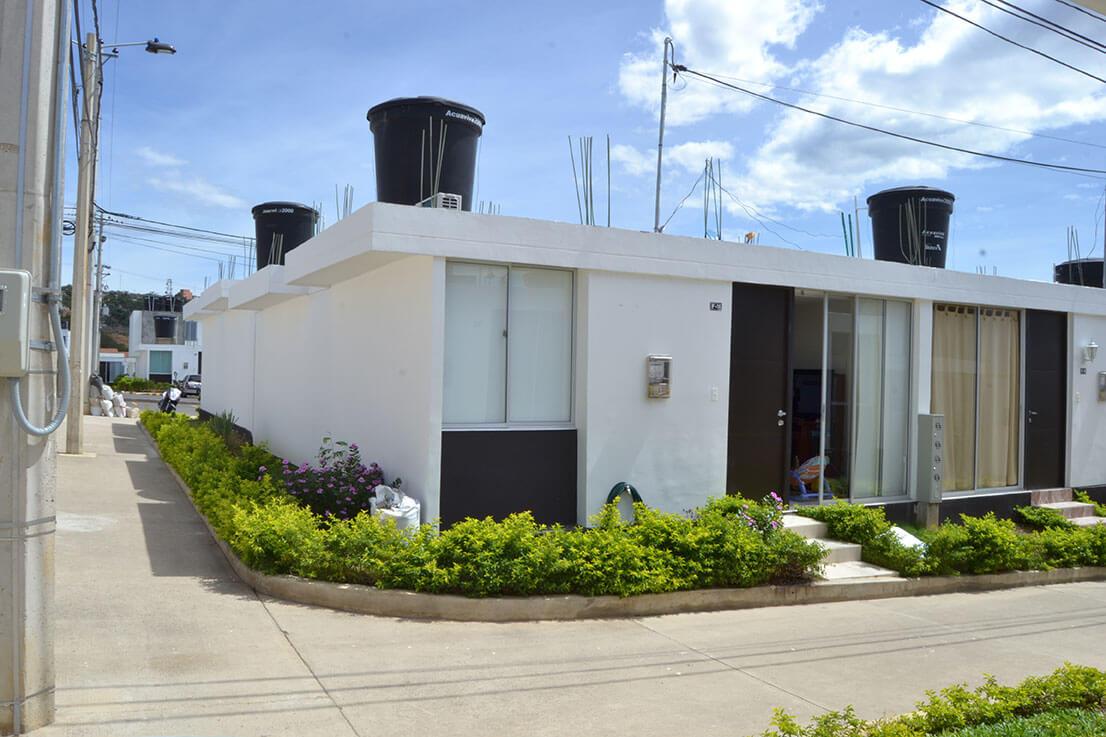 Maranta Conjunto residencial Constructora Monape