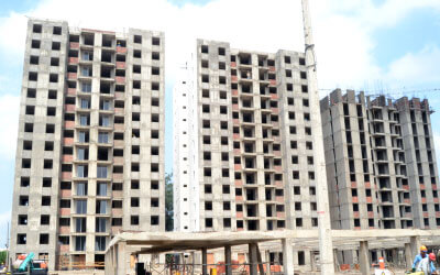 Apartamentos Torres de Monserrat constructora monape