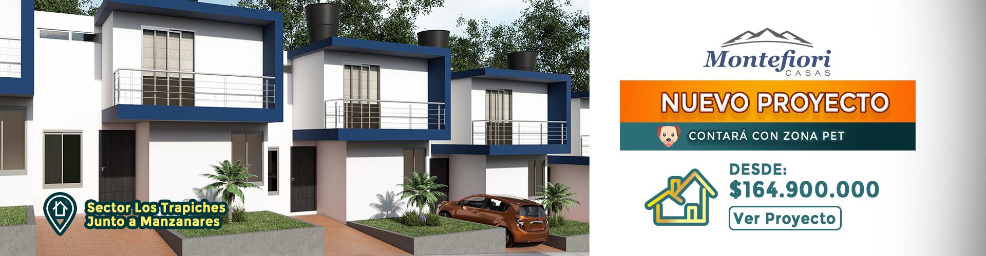 Constructora Monape Casas Montefiore