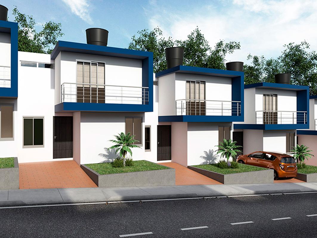 Montefiori casas Constructora Monape