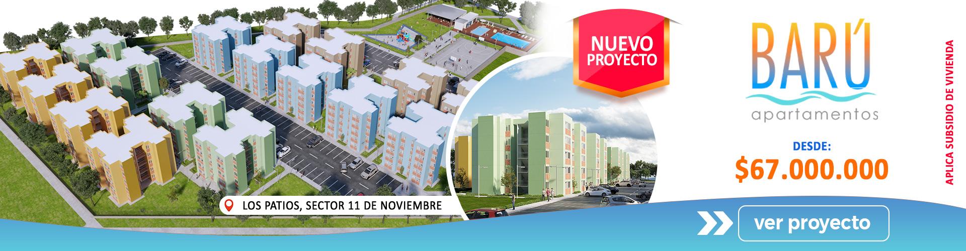 Monape Baru Apartamentos Cucuta Constructora