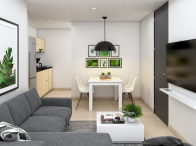 Apartamentos-Bambu Constructora Monape